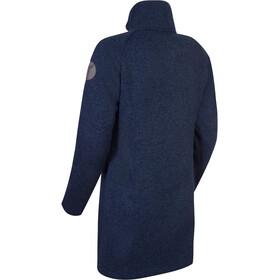 Elkline Bestcondition Fleece Coat Women blueshadow